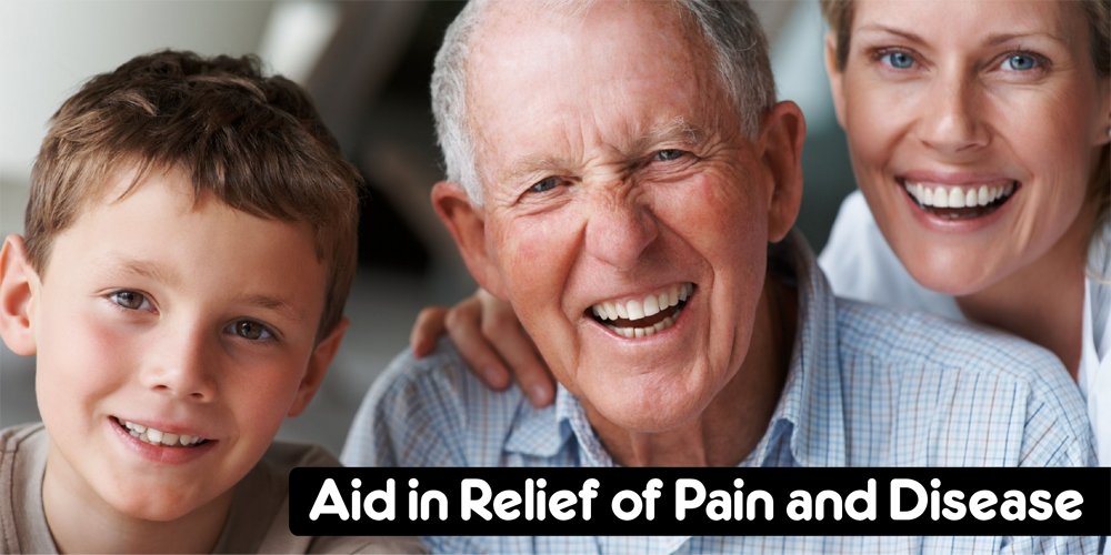 Aid Relief of Pain and Disease