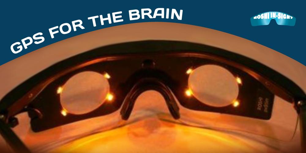 Slide GPS Glasses